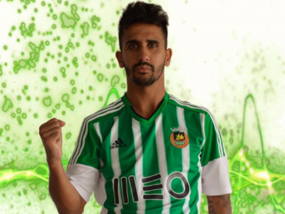 Sporting: Ruben Ribeiro só chega depois do dia 10 de janeiro