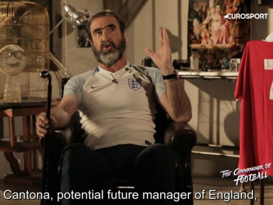 Cantona: «Quero o Benzema de volta à seleção»