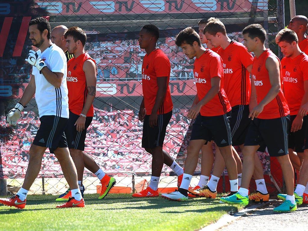 Pré-época do Benfica: estágio no final de julho em Inglaterra