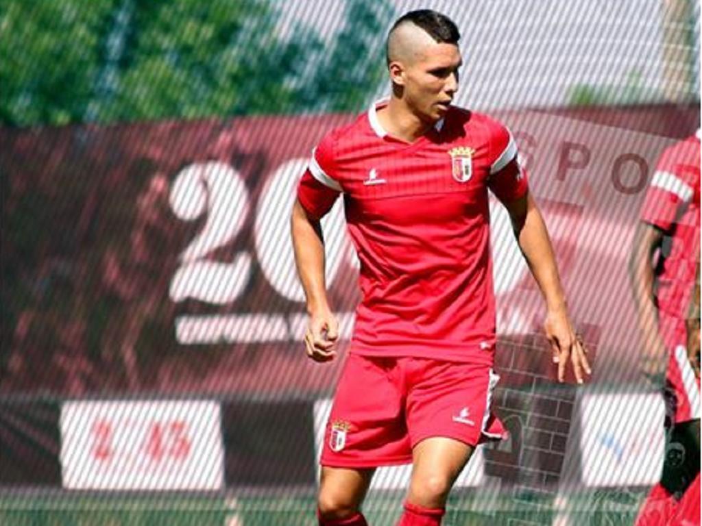 OFICIAL: Tomás Martínez deixa Sp. Braga e ruma à MLS