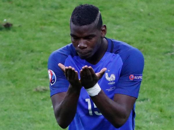 Manchester United? Paul Pogba diz a fãs que vai permanecer no Juventus