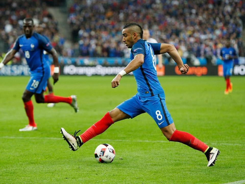 França: Payet chamado para o lugar de Nabil Fekir na seleção