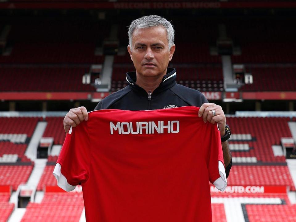 José Mourinho foi o treinador mais bem pago da época