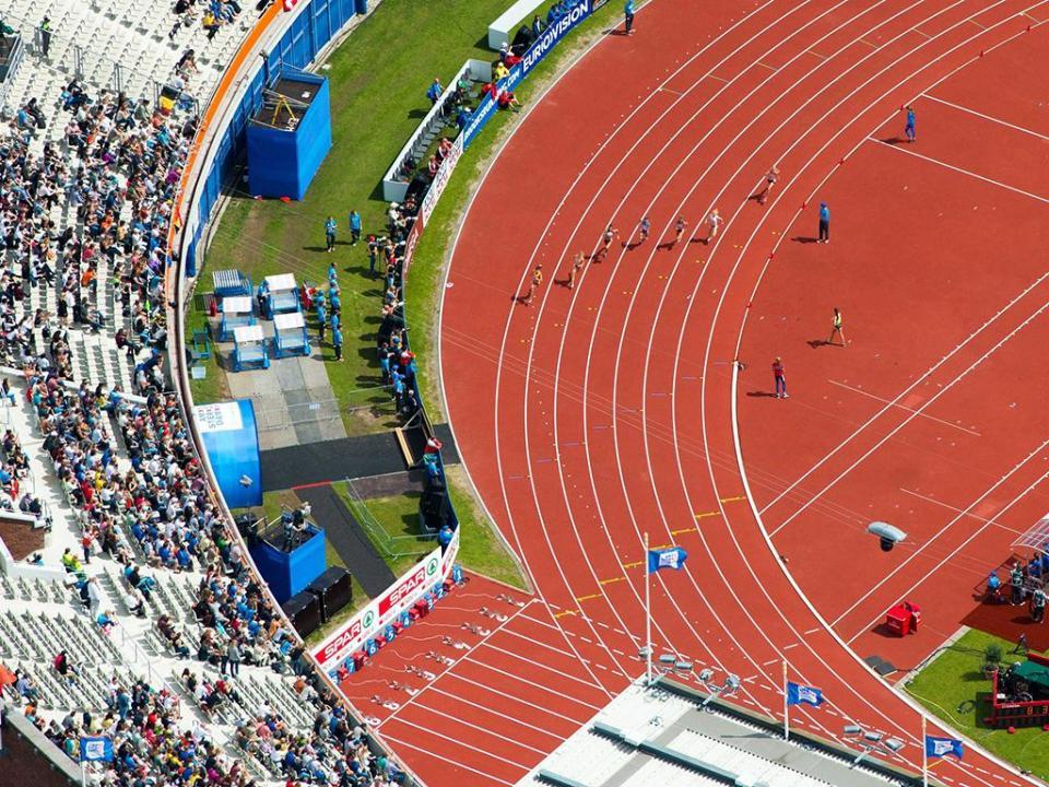 Jogos do Mediterrâneo: Inês Monteiro conquista prata nos 5000 mil metros