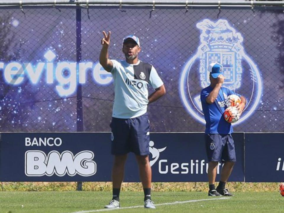 FC Porto prepara receção ao Belenenses na máxima força