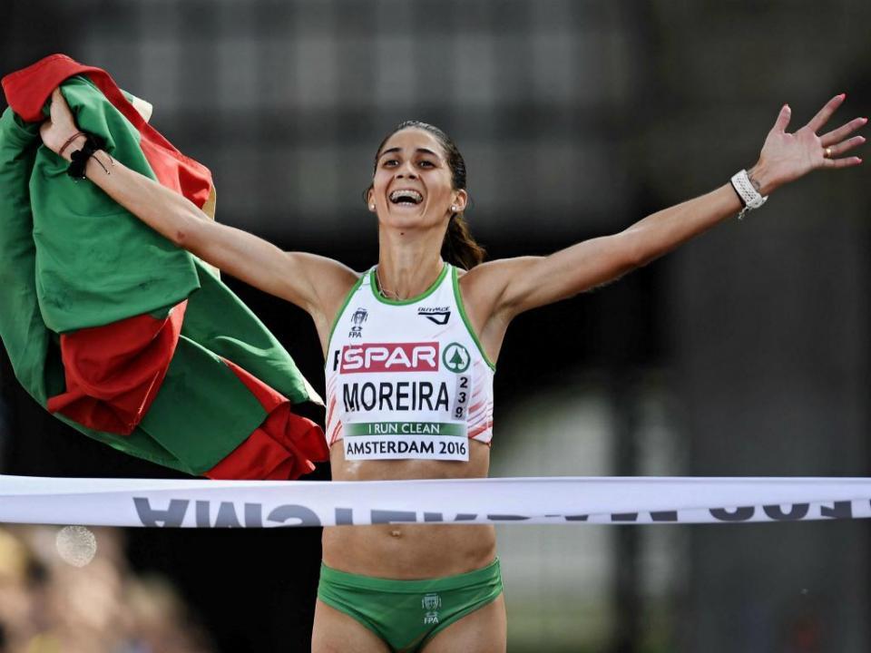 Atletismo: Sara Moreira campeã nacional nos 5.000 metros