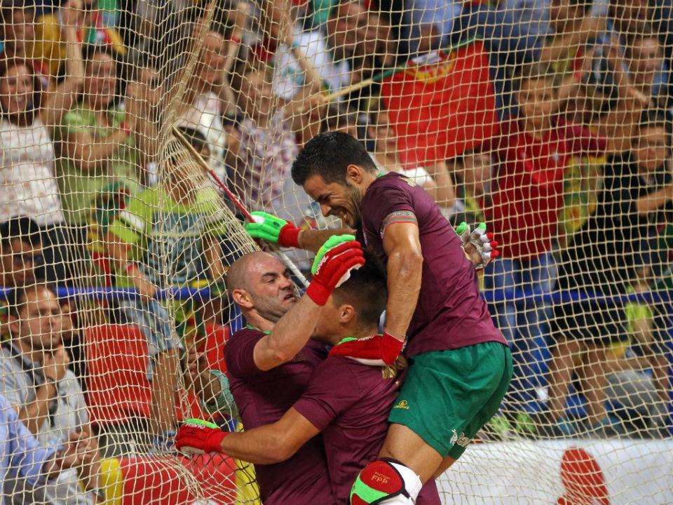Hóquei: Portugal esmaga Argentina e está na final do Campeonato do Mundo