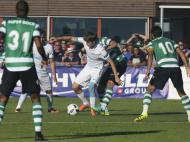 Sporting-Zenit (fotos do Zenit)