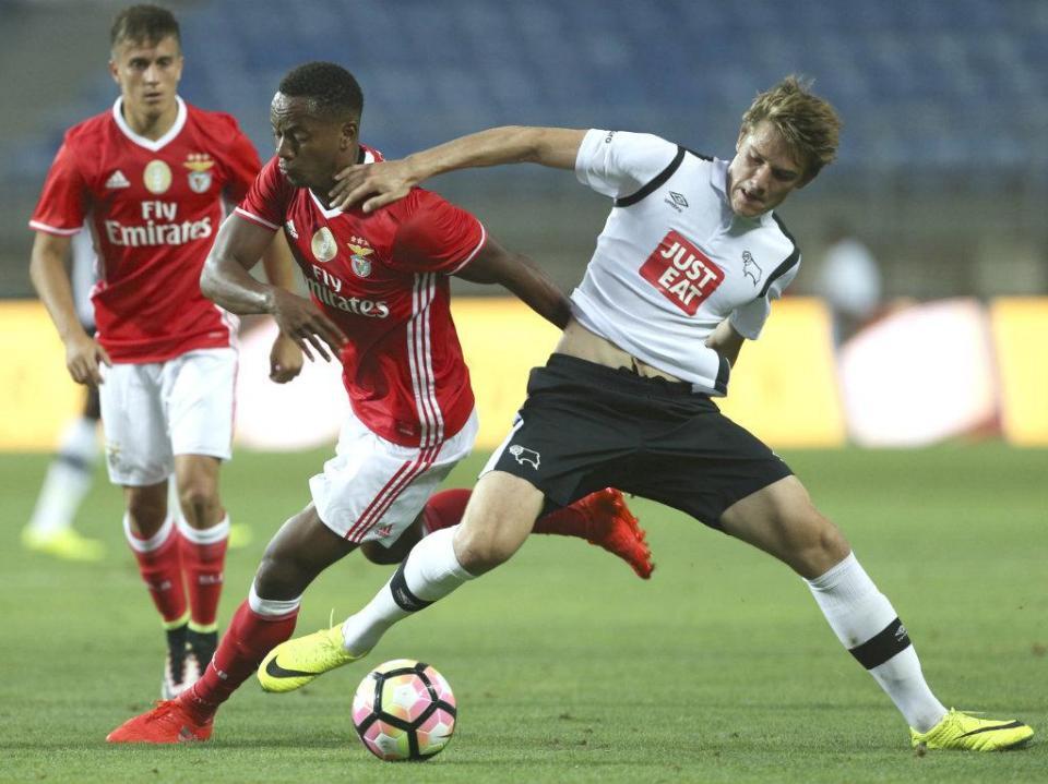 Contas: Benfica pagou 6,6 milhões por André Carrillo