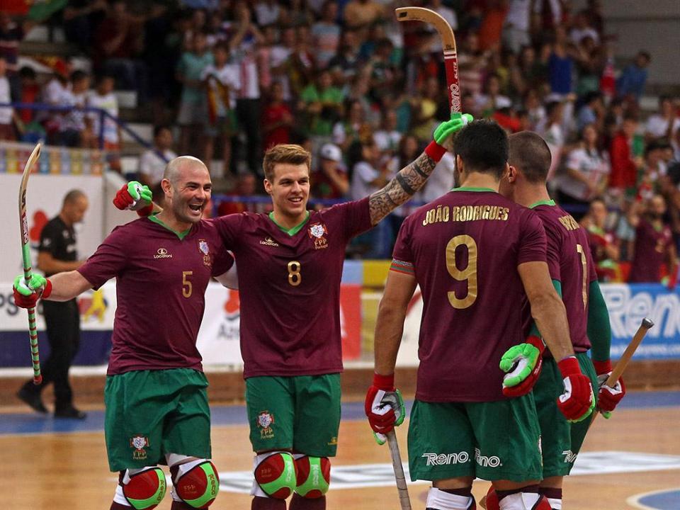 Mundial Hóquei em Patins: Portugal entra a perder