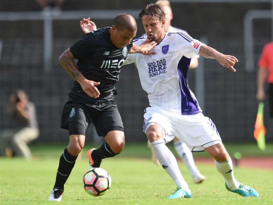 Osnabruck-FC Porto, 1-2 (crónica)