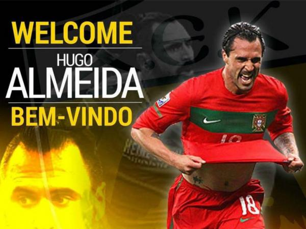 Hugo Almeida vai jogar no AEK de Atenas