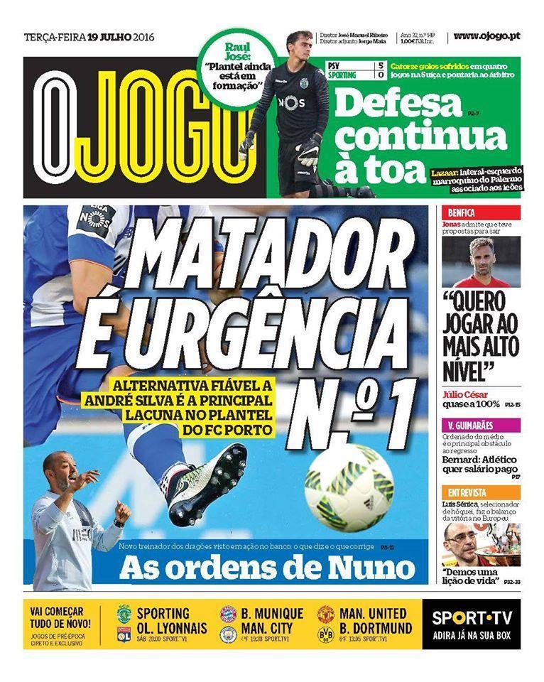 Barcelona e Real Madrid abrem disputa por português André Gomes
