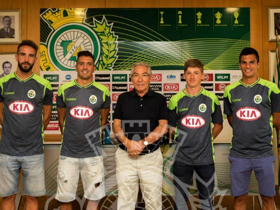 Liga: FC Porto dominador nos empréstimos dos grandes