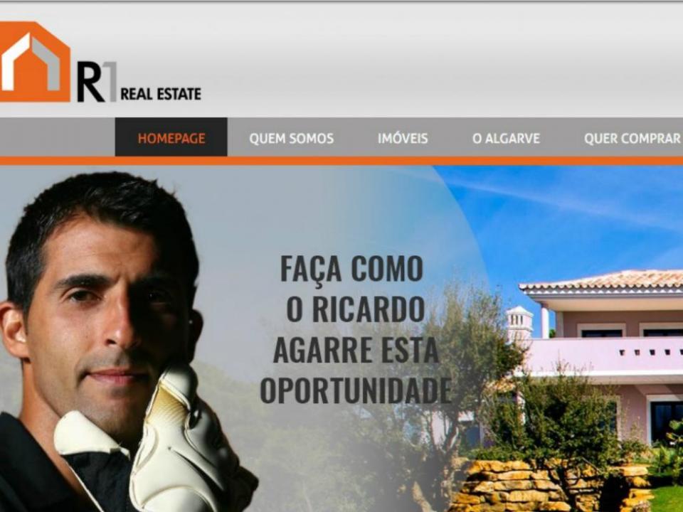 3210a3b7ca O outro mundo de Ricardo  a venda de casas no Algarve