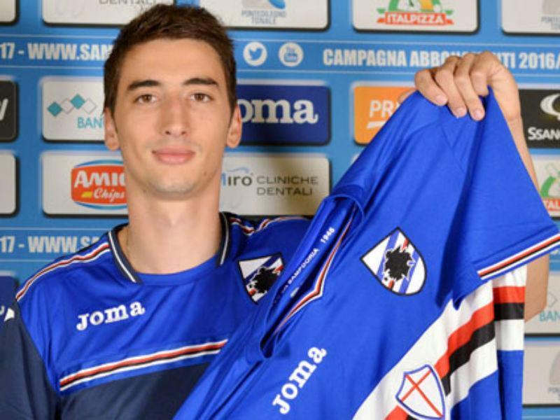 Djuricic: «Sampdoria foi a opção certa para mim»