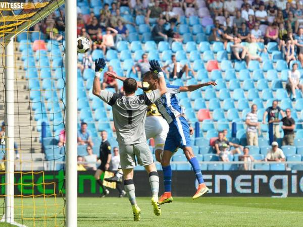 FC Porto-B. Leverkusen, 1-1 (resultado final)