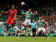 Celtic-Leicester (Reuters)