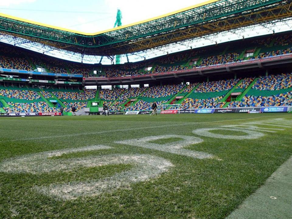 Sporting suspende apoios à Juve Leo