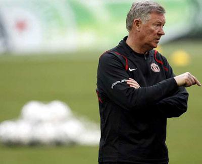 Manchester United a caminho do Porto com 23 convocados