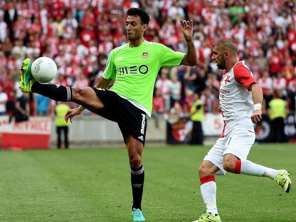 «Foi uma pena o árbitro não ter validado o golo de Skoda»