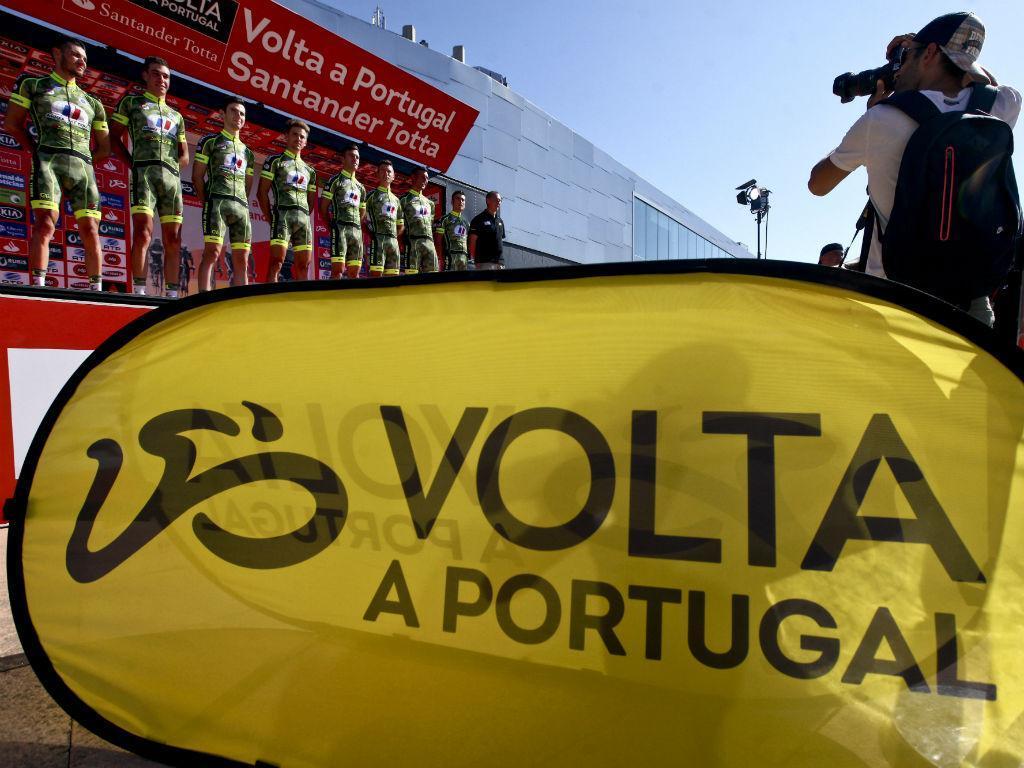 Volta: António Barbio vence sétima etapa