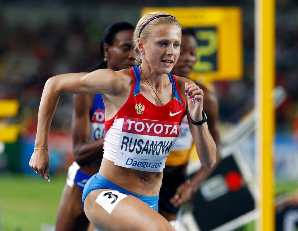 Rússia acredita no fim da suspensão de provas internacionais de atletismo