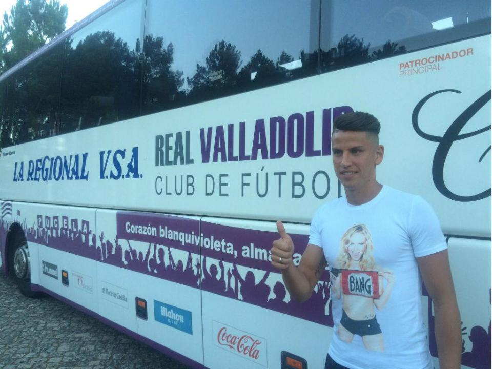 Oficial: FC Porto empresta Lichnovsky ao Valladolid