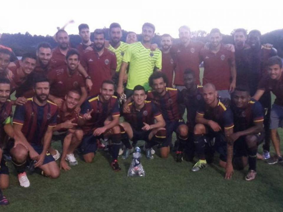Desportivo Chaves venceu Torneio Internacional de Verin