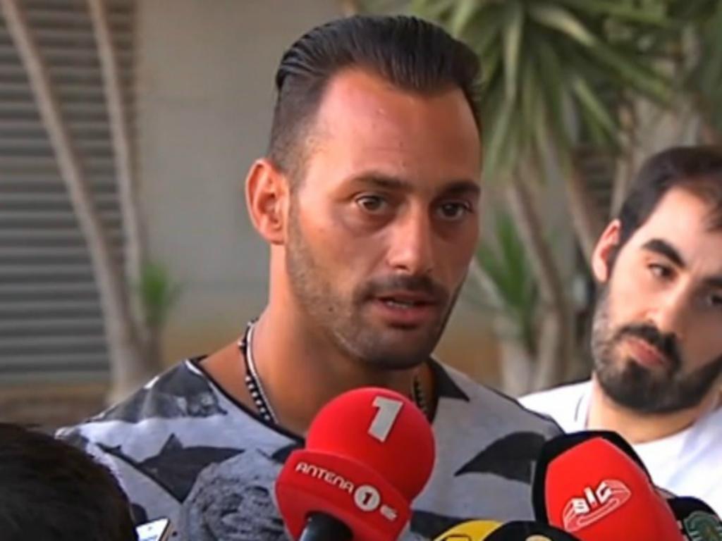 Salin a caminho de Lisboa para assinar pelo Sporting