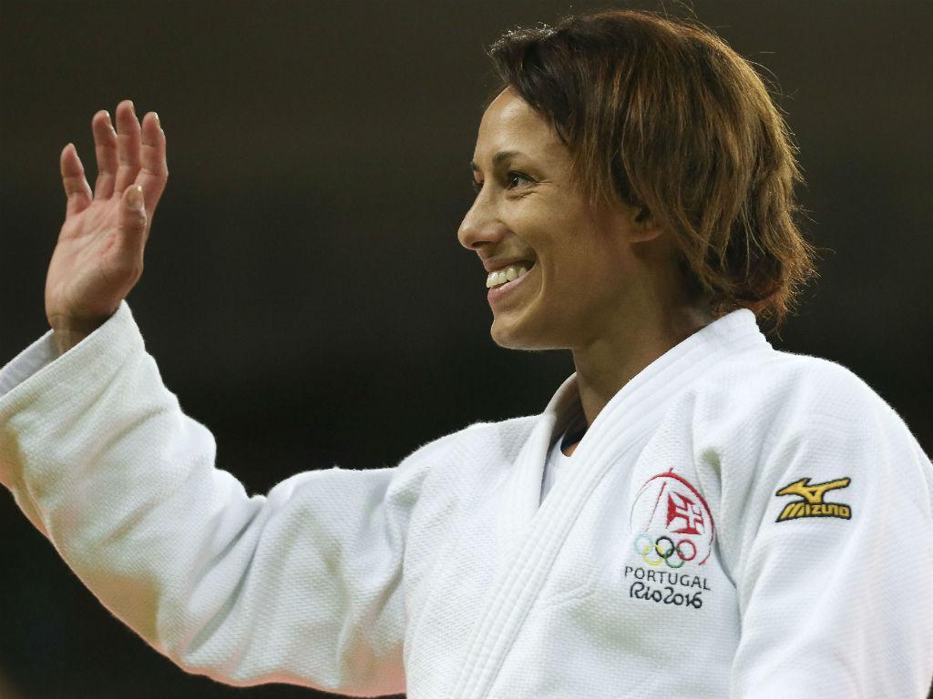 Judo: Joana Ramos medalha de bronze nos Europeus
