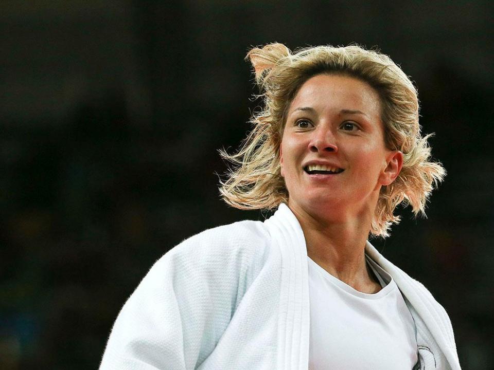 Judo: Telma Monteira eliminada na primeira ronda de Budapeste
