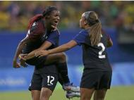 Seleção EUA - futebol feminino (Reuters)
