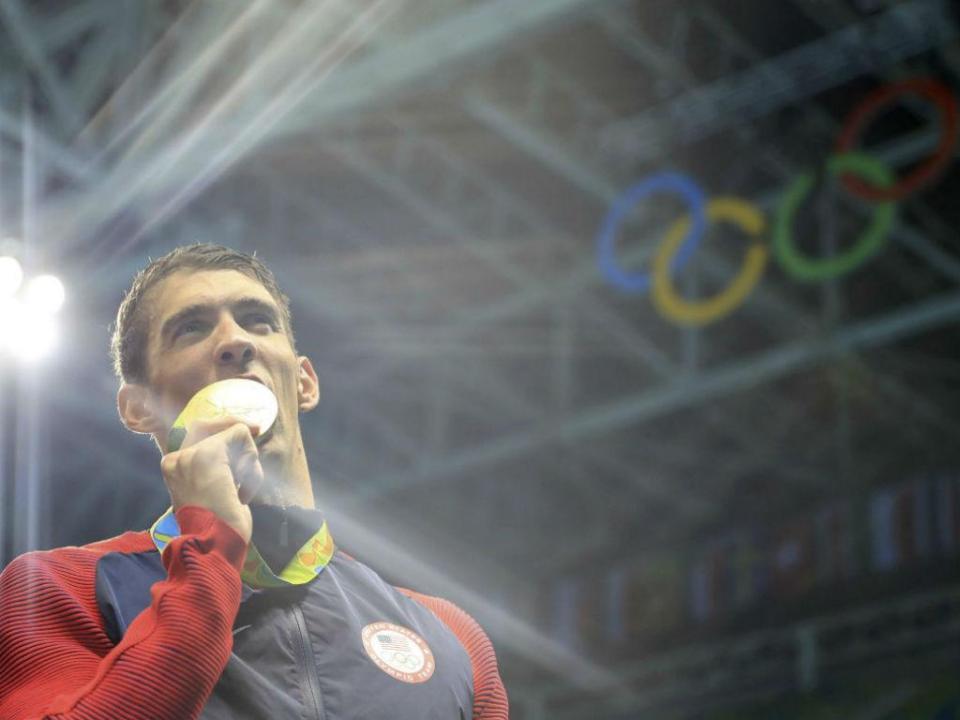 Histórico (ainda mais)! Phelps conquista 25.ª medalha nos JO, 21 de ouro