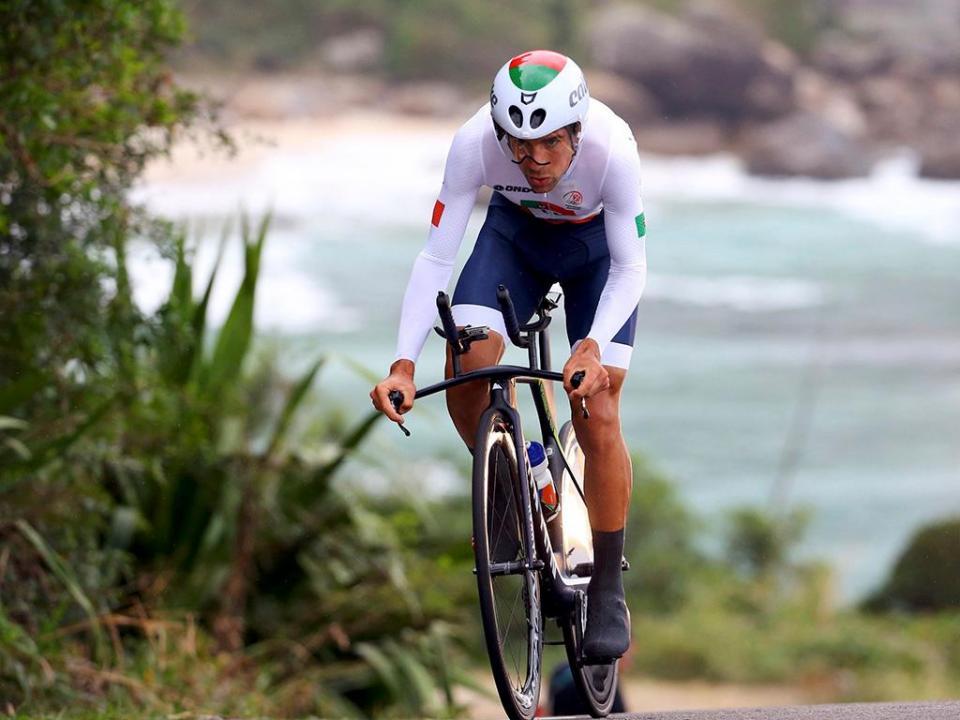 Nelson Oliveira: «Eu já sabia que melhorar seria muito difícil»