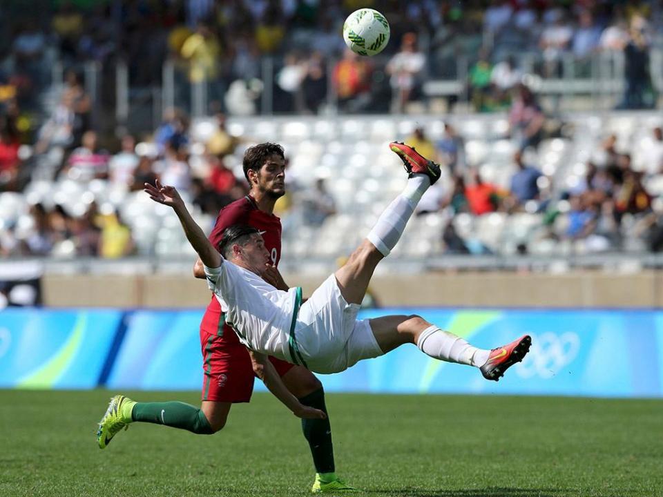 Argélia diz que defronta Portugal em junho de 2018