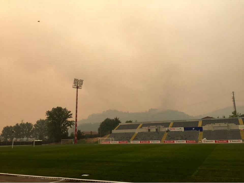 Futebol Feminino: incêndios adiam jogos de apuramento para o Euro sub-19