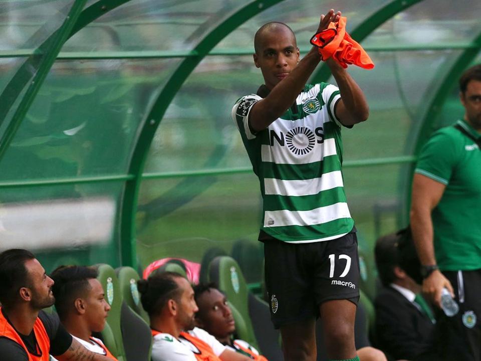 Vice do Betis revela interesse em João Mário
