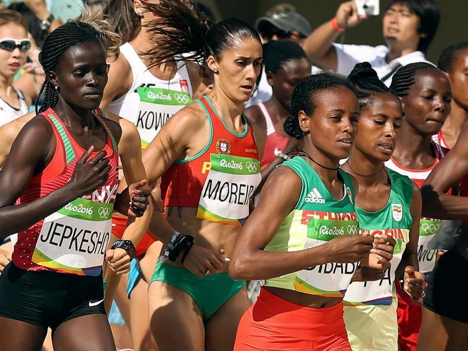 Sara Moreira desiste na maratona de Praga