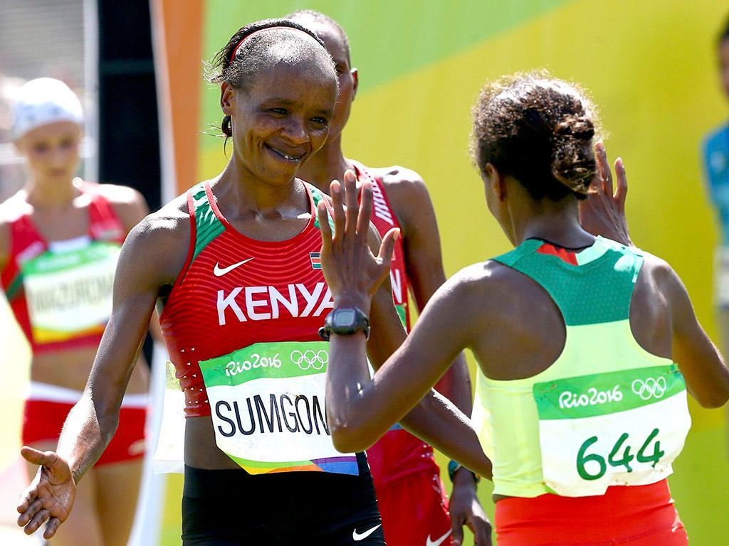 Campeã Olímpica da Maratona suspensa por quatro anos
