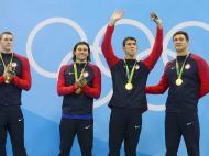 Rio 2016: Natação (Reuters)