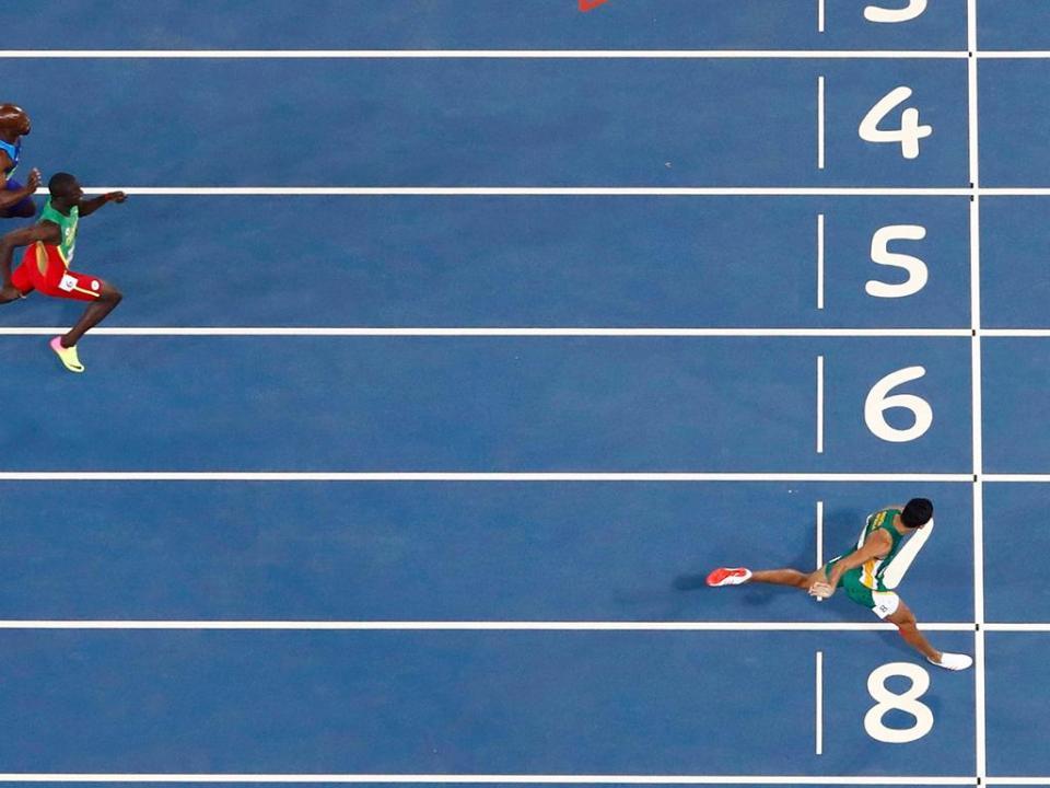 Atletismo: Ricardo dos Santos bate recorde nacional dos 400 metros