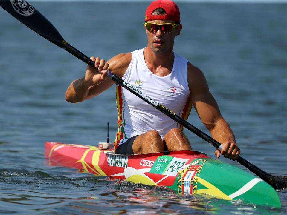 Rio 2016: Fernando Pimenta apenas quinto na final de K1 1000