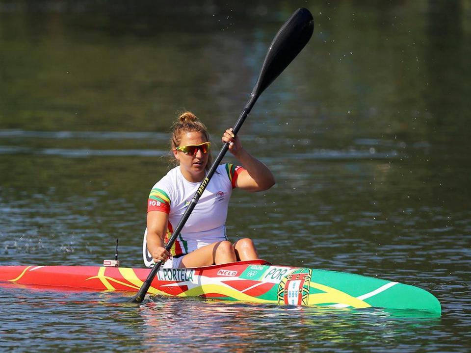Teresa Portela e Joana Vasconcelos bronze na Taça do Mundo