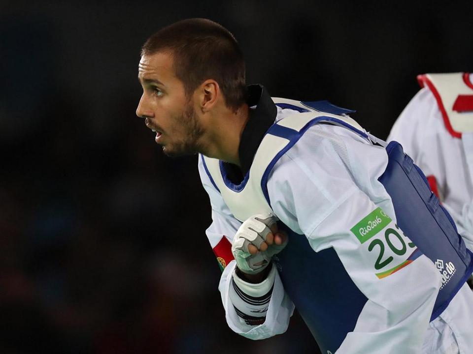 Jogos do Mediterrâneo: Rui Bragança conquista prata no taekwondo
