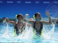 Rio 2016: natação sincronizada (Reuters)
