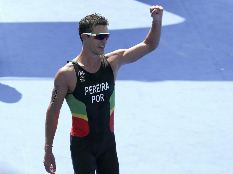 Mundiais de Triatlo: João Pereira foi sexto