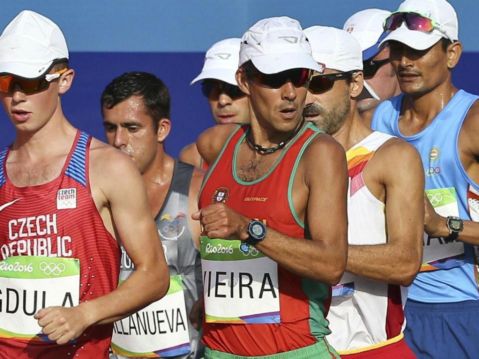 Marcha: dois portugueses nos primeiros 50 lugares no Campeonato do Mundo de Nações