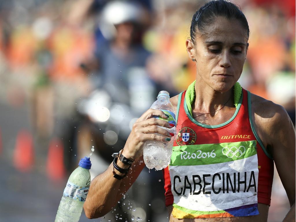 Mundiais atletismo: Cabecinha sexta nos 20 km marcha