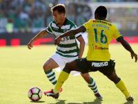 Sporting vence em Paços de Ferreira